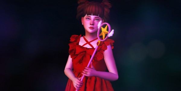 In a bad romance: Star wand