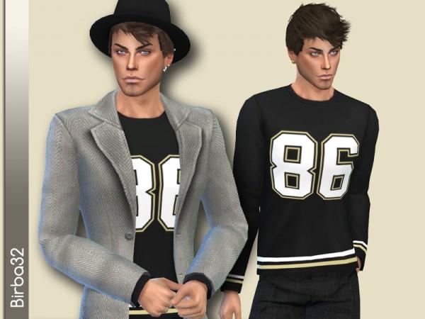The Sims Resource: Stars T Shirts by Birba32