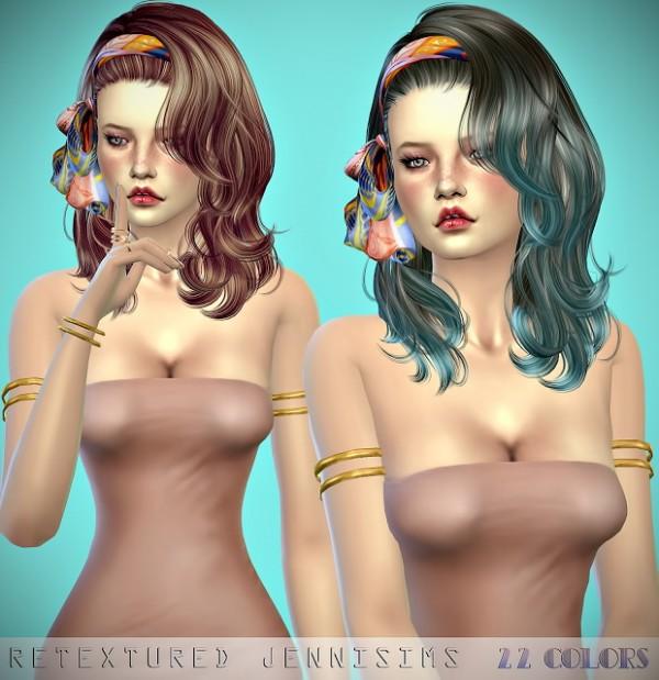 Jenni Sims: Newsea`s LongLoveLetter