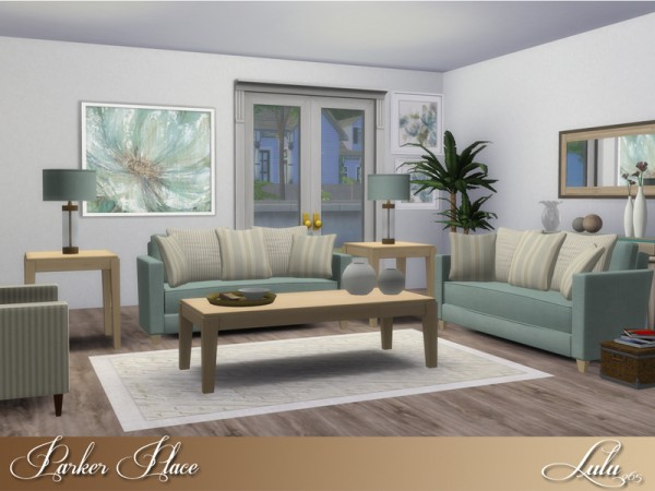 The Sims Resource: Parker Place Living by Lulu265