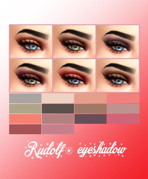 Kenzar Sims: Rudolf eyeshadow