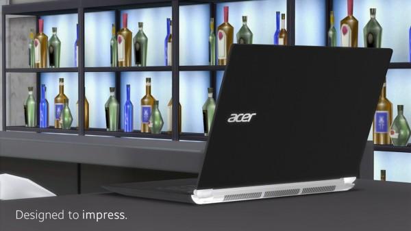 Mod The Sims: Acer Aspire V Nitro   2014 Design Line by littledica