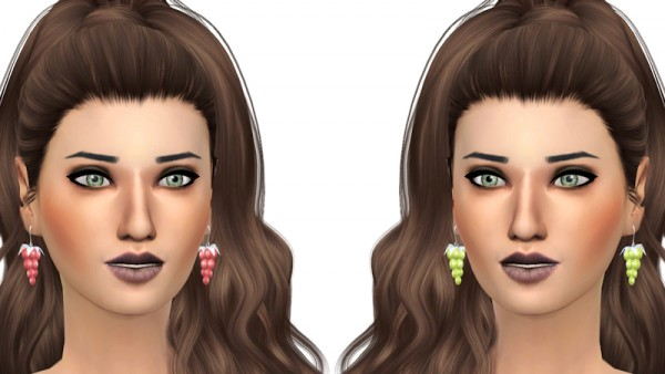 La Luna Rossa Sims: Perfectly Shaped Grapes