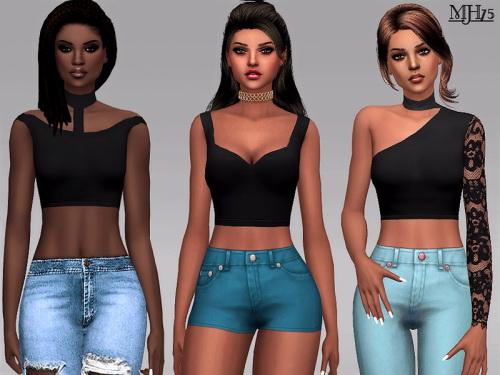 Sims Addictions: Gotta Get More Tops