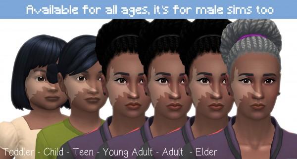 Simsworkshop: Soft Birthmark by xEenhoornx