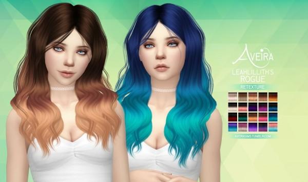 Aveira Sims 4: Leahlillith's Rogue   Retexture