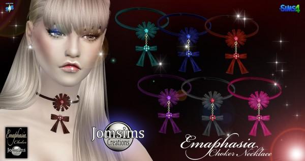 Jom Sims Creations: New Emaphasia choker