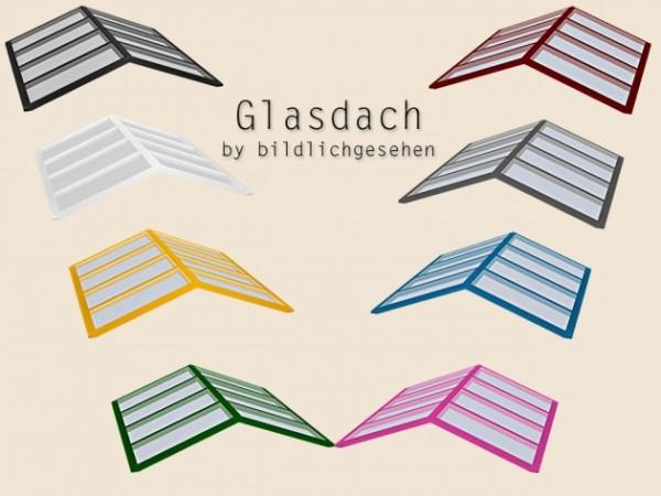 Akisima Sims Blog: Glass roof