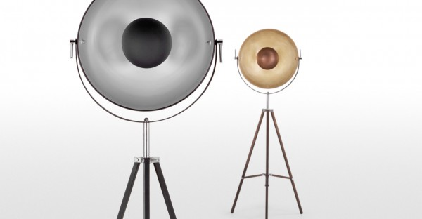 Meinkatz Creations: Chicago Floor Lamp