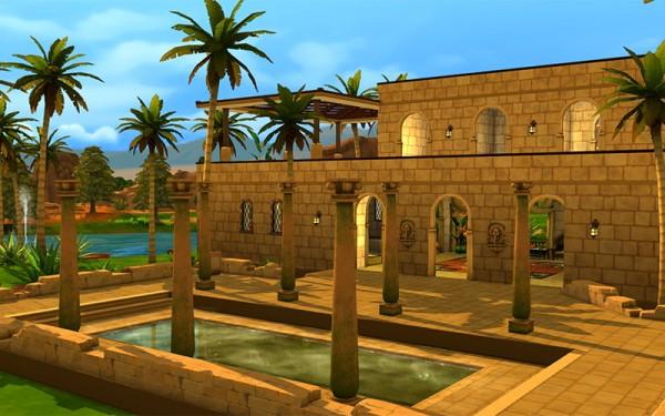 Ihelen Sims Arabic Hammam By Rany Randolff Sims 4 Downloads