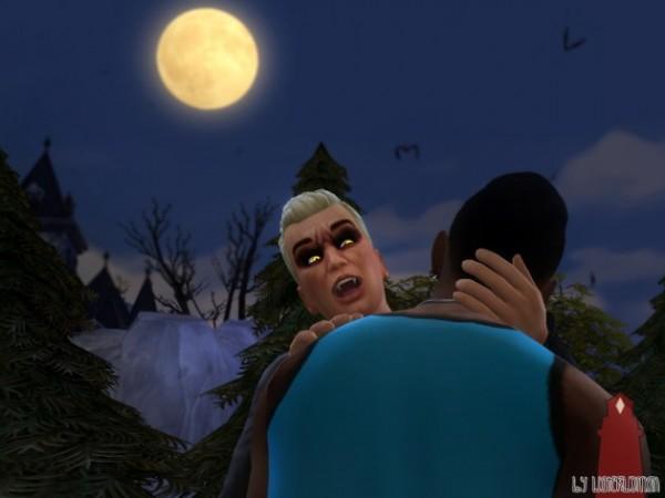 Akisima Sims Blog: SPIKE   Buffy – the vampire slayer