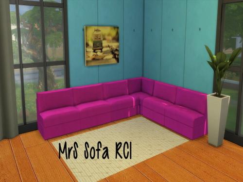 Chillis Sims: MrS Sofa RC1