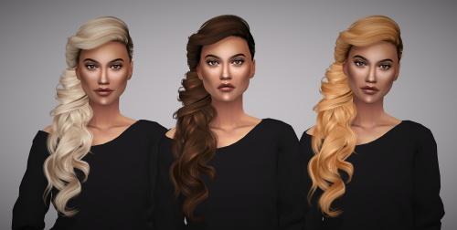 Aveline Sims: Stealthic`s Persephone naturals hair retexture
