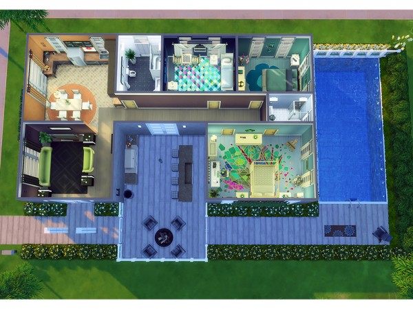 The Sims Resource: Coyote house by Degera