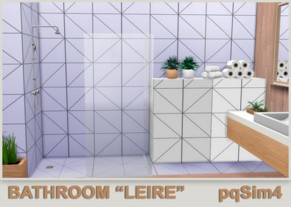 PQSims4: Bathroom Leire