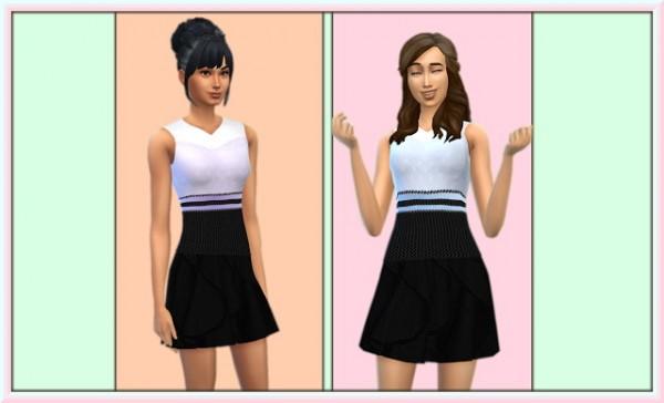 Bree`s Sims Stuff: Classic Short Dress