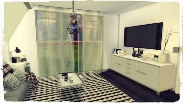 Dinha Gamer: Holmsund Livingroom