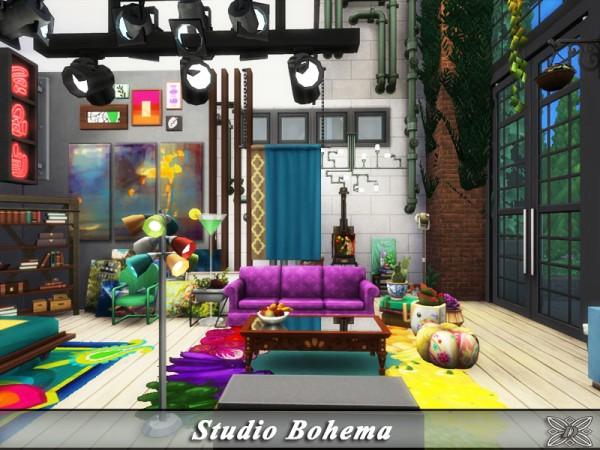 The Sims Resource: Studio Bohema by Danuta720