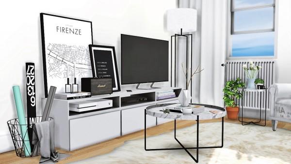 MXIMS: Firenze livingroom