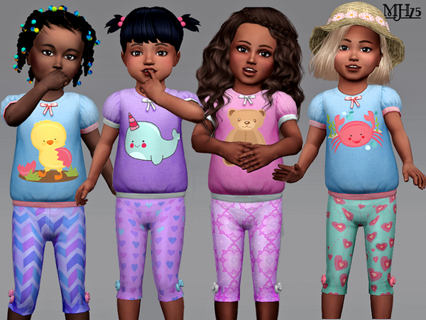 The Sims Resource: Toddler Outfit by Margeh 75