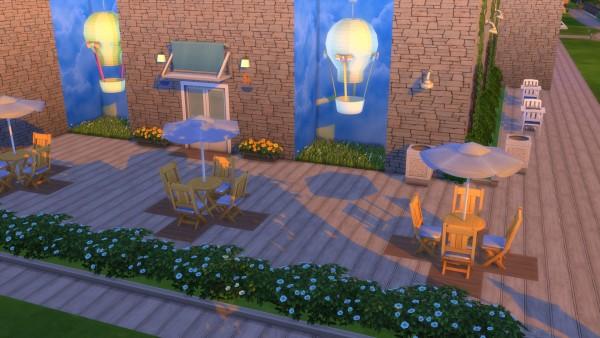 Mod The Sims: Hot Air Balloon Adventure by Snowhaze