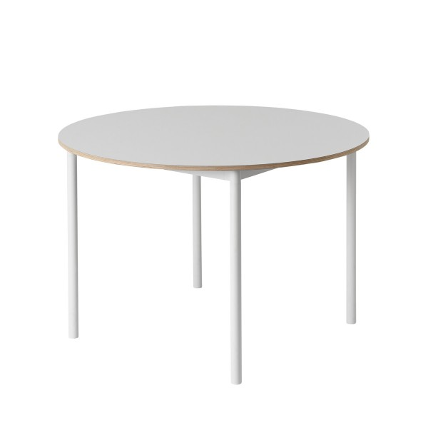 Meinkatz Creations: Base Table 110 by Muuto