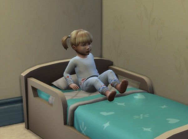 Mod The Sims: Toddlers have less nightmares   3 flavors by Candyd