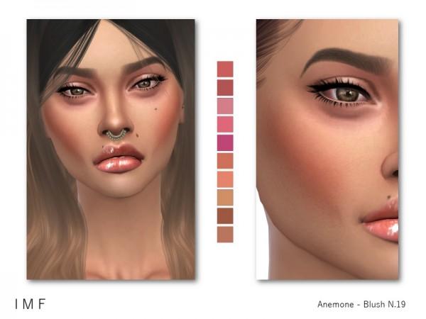 The Sims Resource: Anemone Blush N.19 by IzzieMcFire