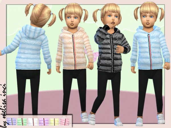 The Sims Resource  Toddlers Padded Puffer Jacket by melisa inci ... 17f455fd2