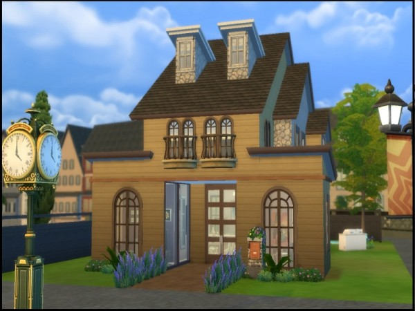 The Sims Resource: Cozy Cottage by Fatouma