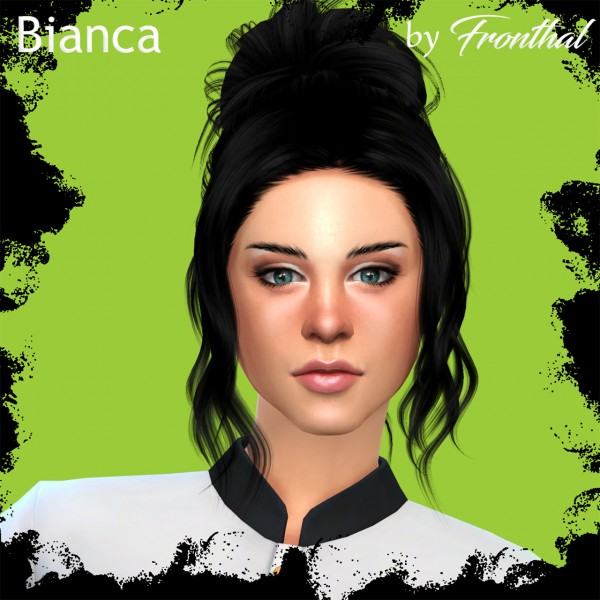 Fronthal: Bianca