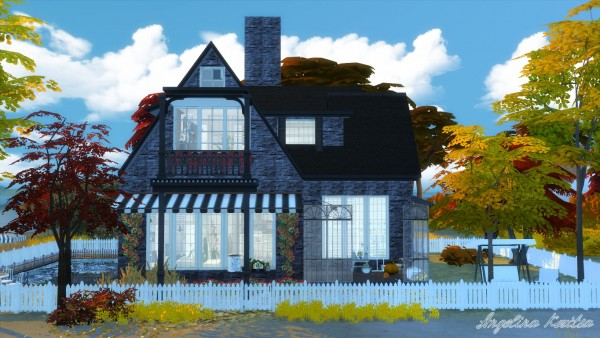 Angelina Koritsa: The coastal house