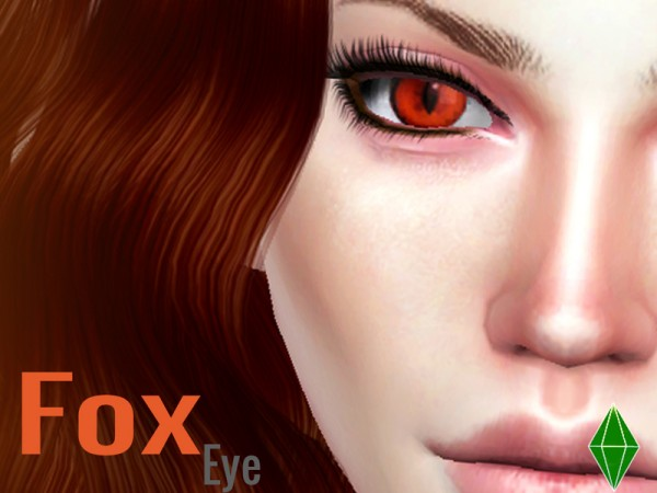 The Sims Resource: Fox Eye by LJP Sims