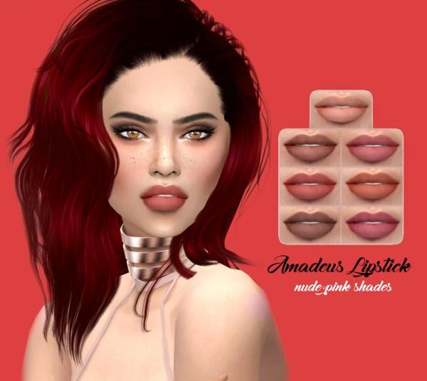 Kenzar Sims: Amadeus Lipstick