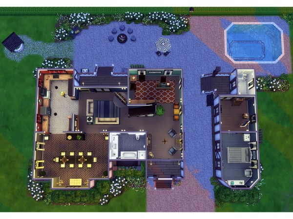 The Sims Resource: Stromberg House by Degera