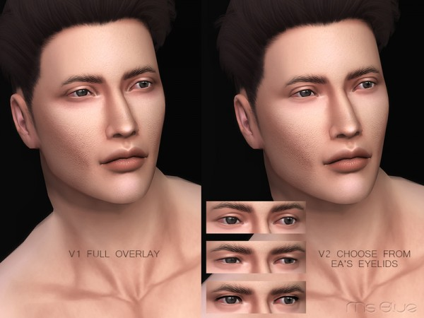 The Sims Resource: Markus Skin Overlay HQ by Ms Blue