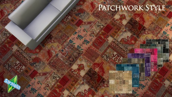 Saratella`s Place: Patchwork Style