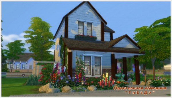 Sims 3 by Mulena: Toms house