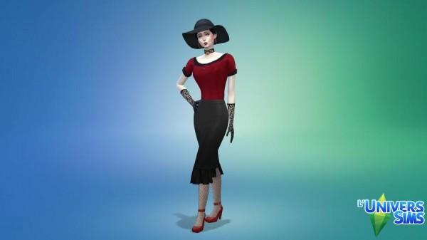 Luniversims: Betty B by chipie cyrano
