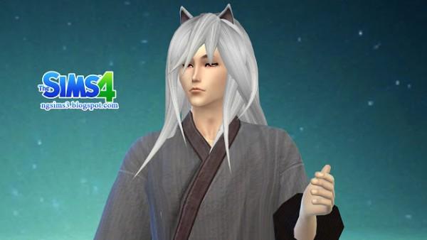NG Sims 3: Kogitsunemaru sims model