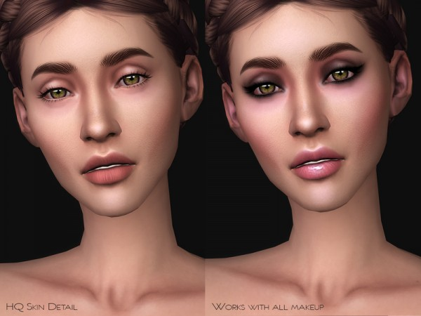 The Sims Resource: Mirabella Slider Compatible Skin HQ by Ms Blue