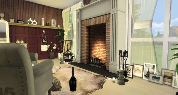 Pandashtproductions: Lovers Liaison Bedroom