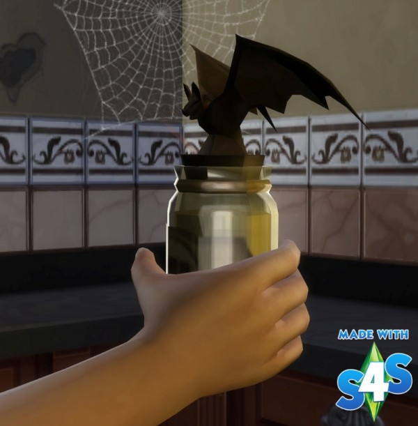 Mod The Sims: Ultimate Vampire Cure ++ by Seri