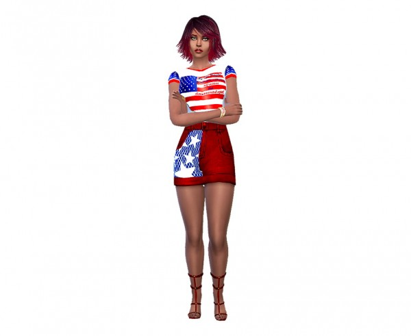 Dreaming 4 Sims: Freedom Set