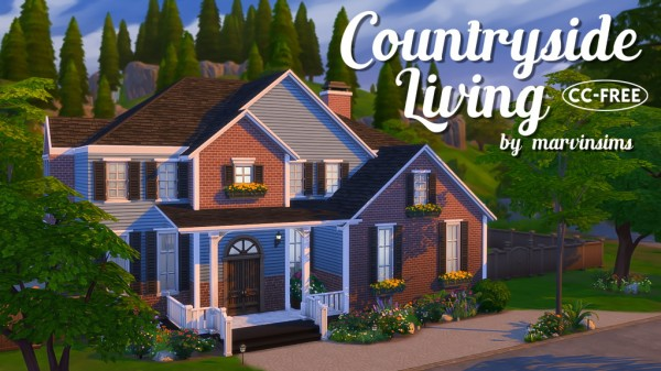 Marvin Sims: Countryside Living
