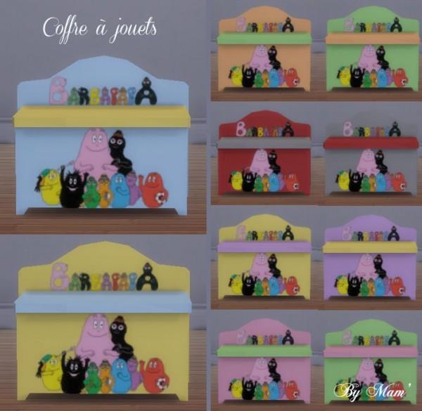 Sims Artists: Barba kidsroom