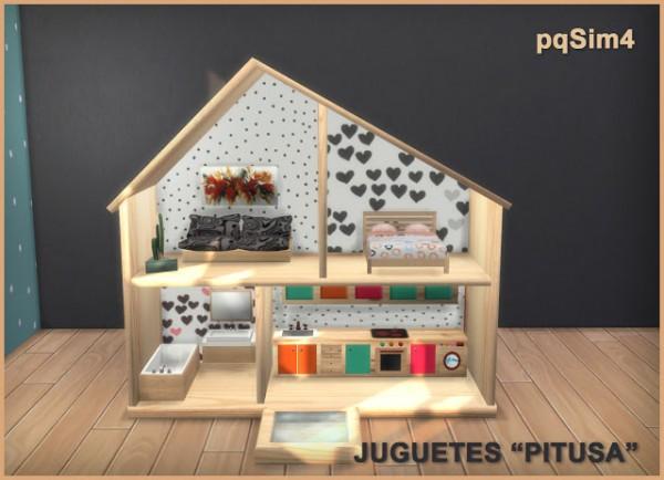 PQSims4: Pitusa toys part 2