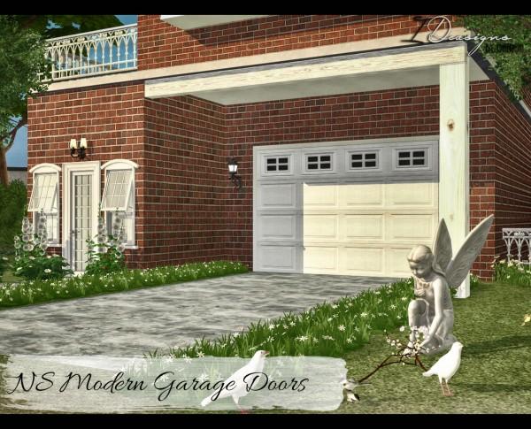 Sims 4 Designs Ns Modern Garage Doors Sims 4 Downloads
