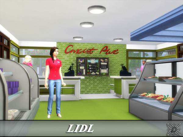 The Sims Resource: LIDL by Danuta720