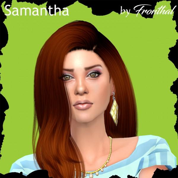 Fronthal: Samantha
